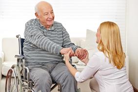Wir sorgen für das Wohl unserer Patienten